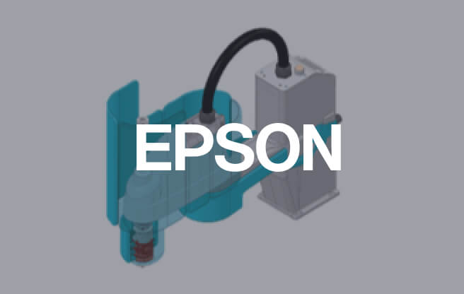 epson collaborative robot covered with airskin